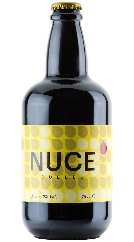 Nuce, bottiglia