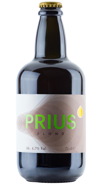 Prius, bottiglia