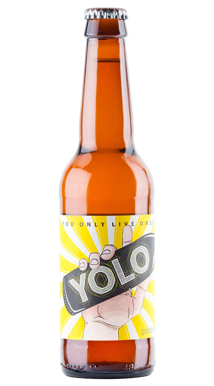 Yolo, bottiglia